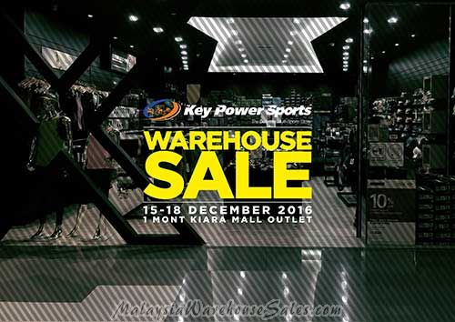 Key Power Sports Warehouse Sale 2016