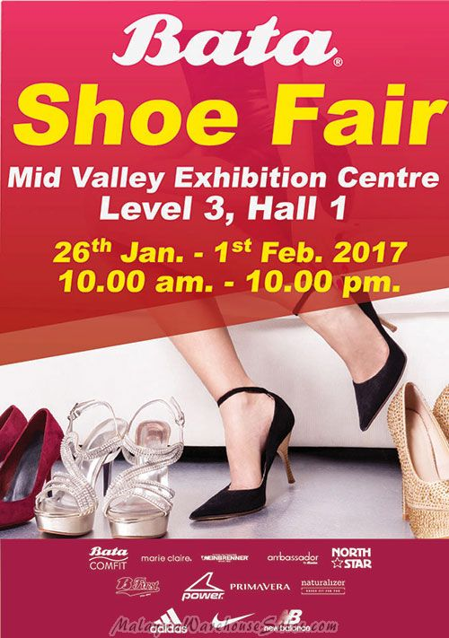 BATA Grand Shoe Fair 2017