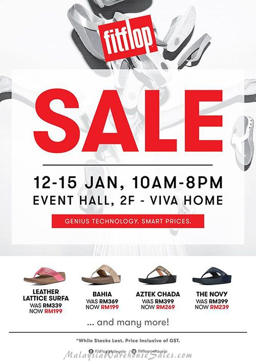 Fitflop New Year Sale 2017