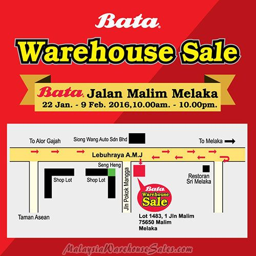 Bata Warehouse Sale