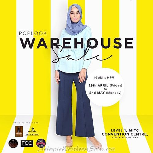 POPLOOK Warehouse Sale