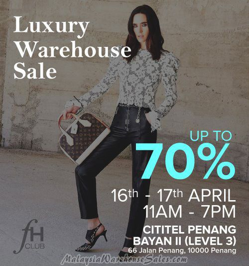 FH Club Luxury Warehouses Sale