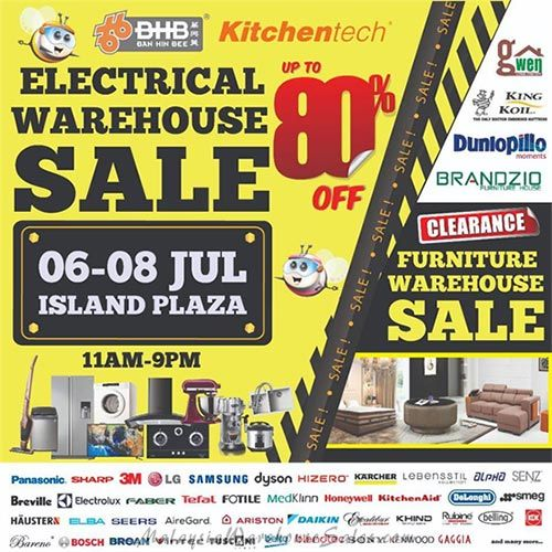 Ban Hin Bee Warehouse Sale