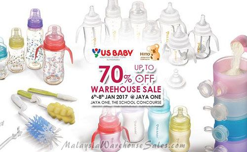 US Baby Warehouse Sale 2017