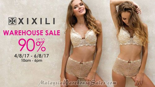 XIXILI Warehouse Sale 2017