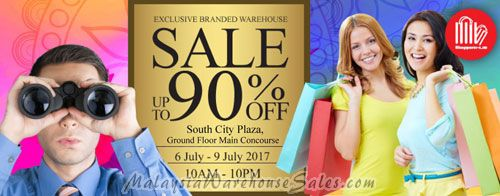 Shoppers Hub Branded Warehouse Sale 2017